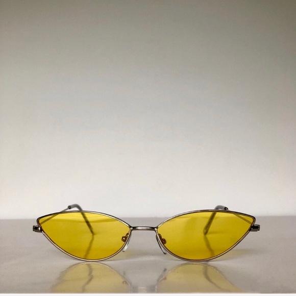 Wired Cat Eye Slim Sunglasses   Poshmark